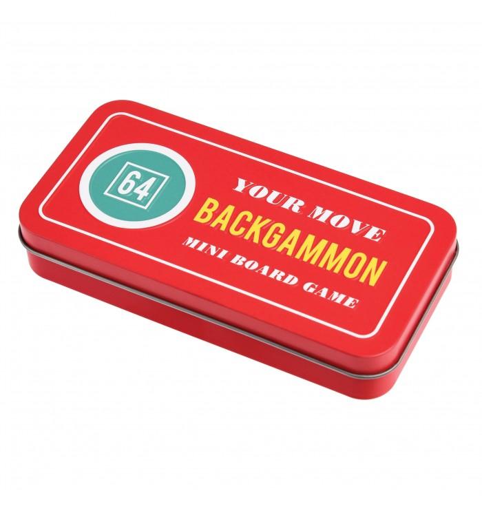 Backgammon From Travel
