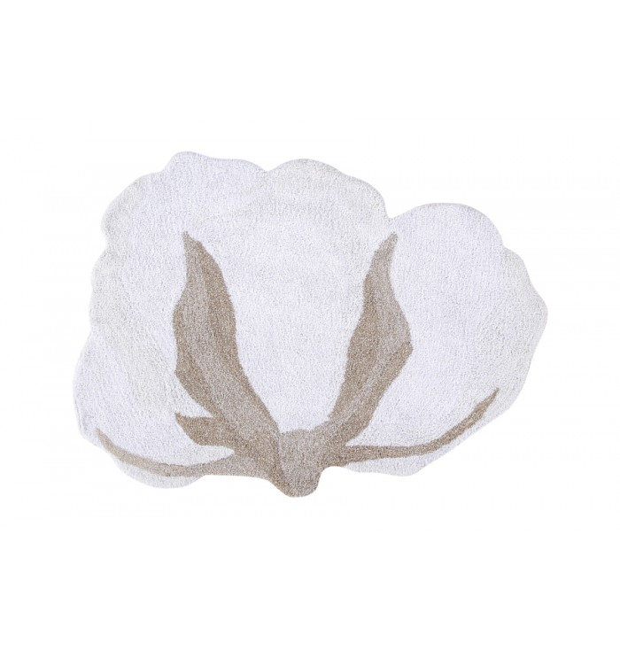 Tappeto Cotton Flower - Lorena Canals