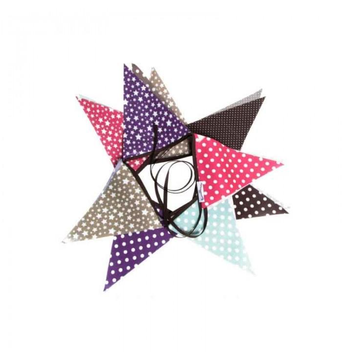 Garlands - Flags Stars