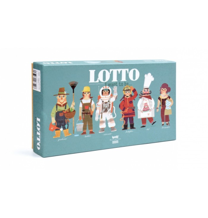 Londji Lotto Game - I Want To Be...