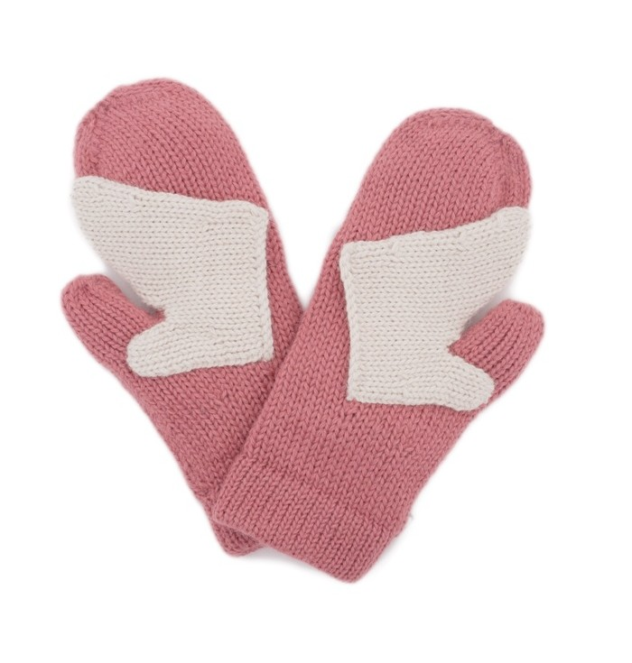 Pink Gloves - Oeuf