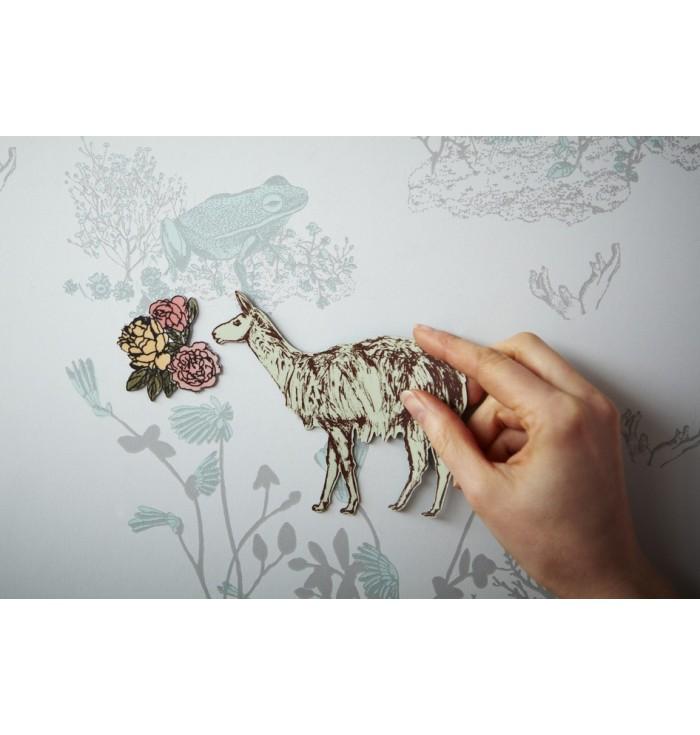 Wallpaper Magnetic Woodlands