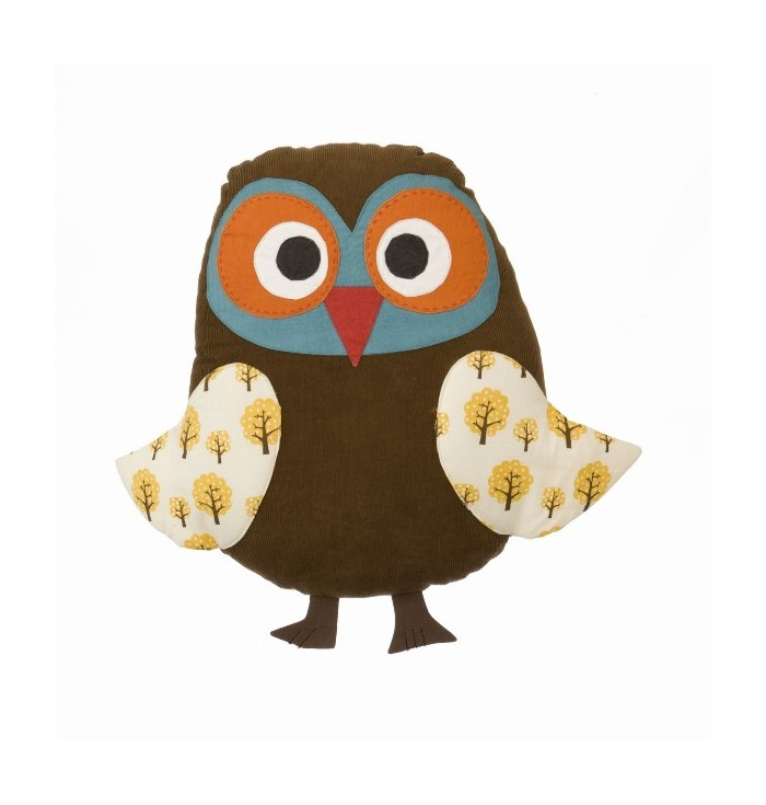 Owl Cushion - Ferm Living