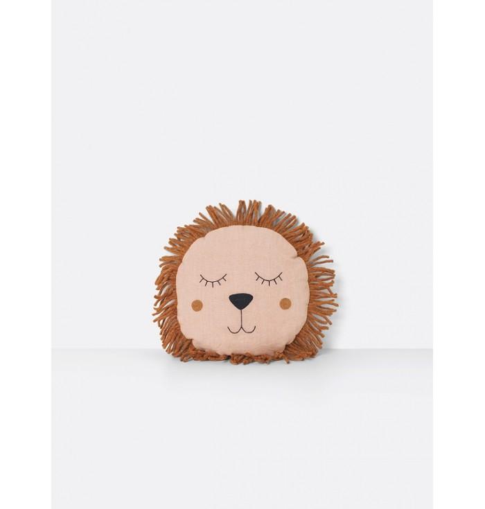 Cushion Safari Lion - Ferm Living