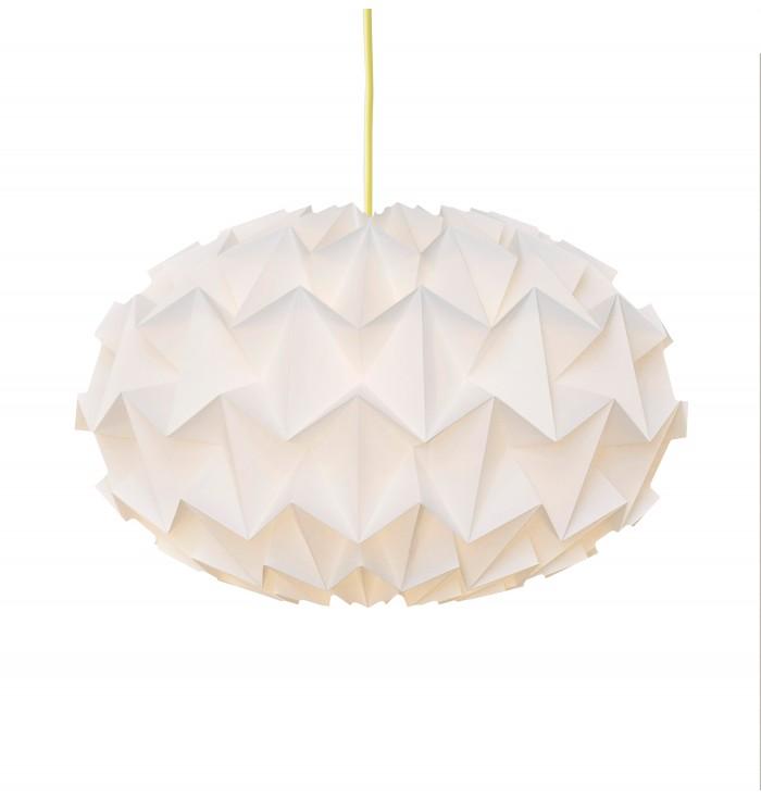 Lamp Paper Origami Signature