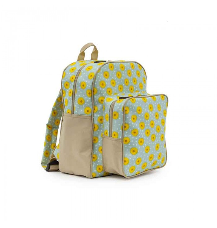Backpack For The Change - Sunflowers