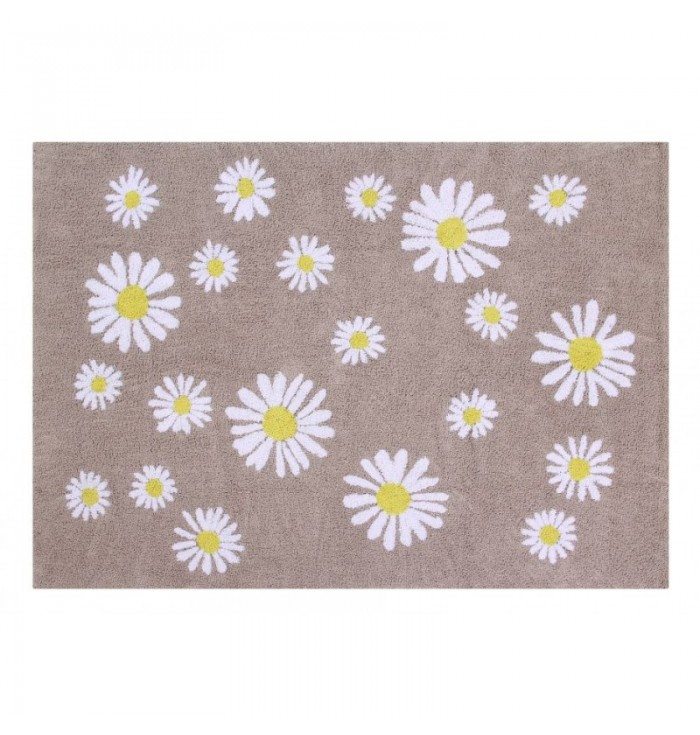 Carpet Washable - Happy Daisies