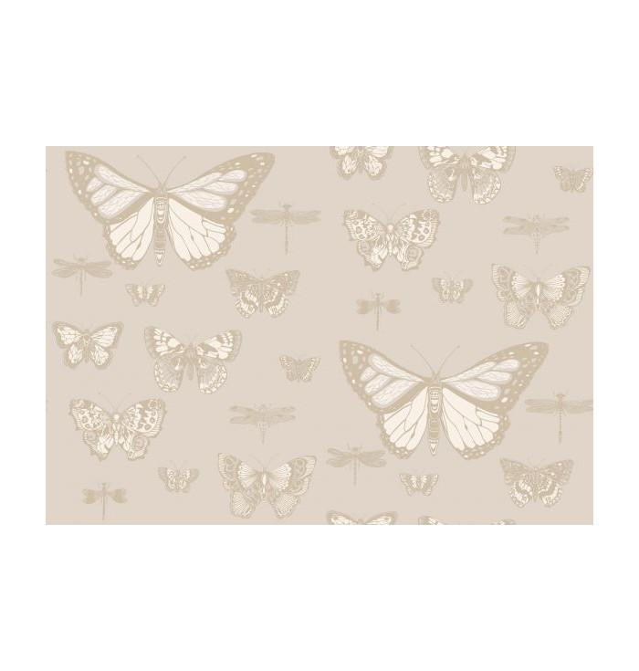 Carta da parati Whimsical - Farfalle e Libellule - Cole&Son