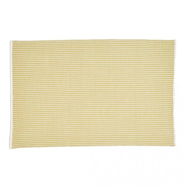 Carpet - Brighton Stripe Gooseberry