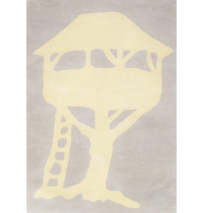 Tappeto casetta sull'albero - Muba