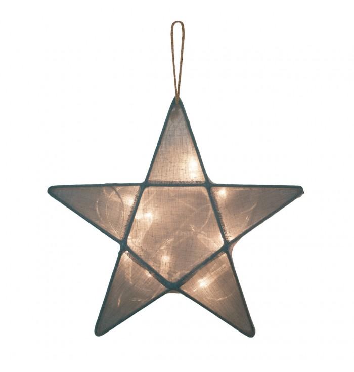Lanterna stella N° 74