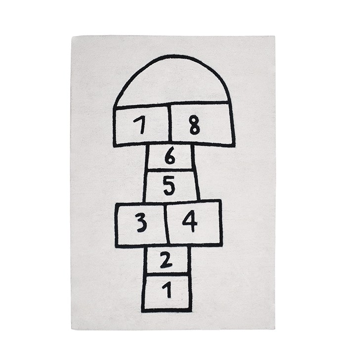 Tappeto Lilipinso - gioco della campana