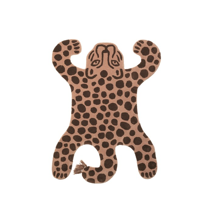 Tappeto animali Safari - Ferm Living