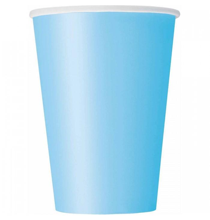 Bicchieri in carta tinta unita