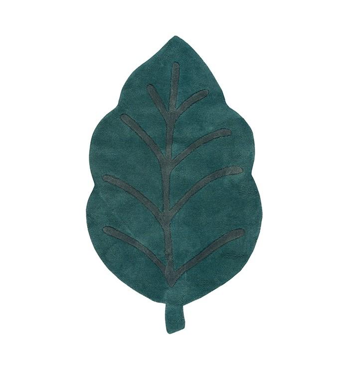 Lilipinso rug - leaf