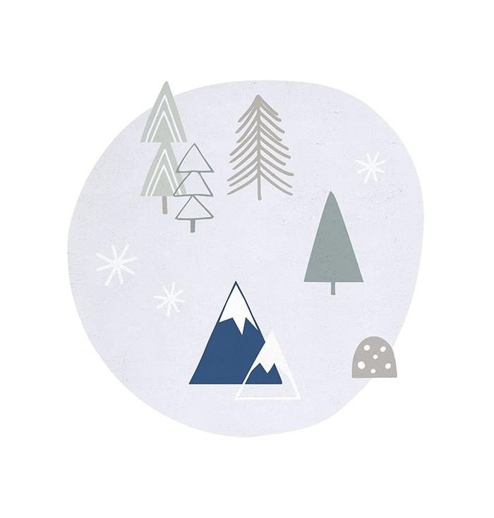 Lilipinso rug - Forest