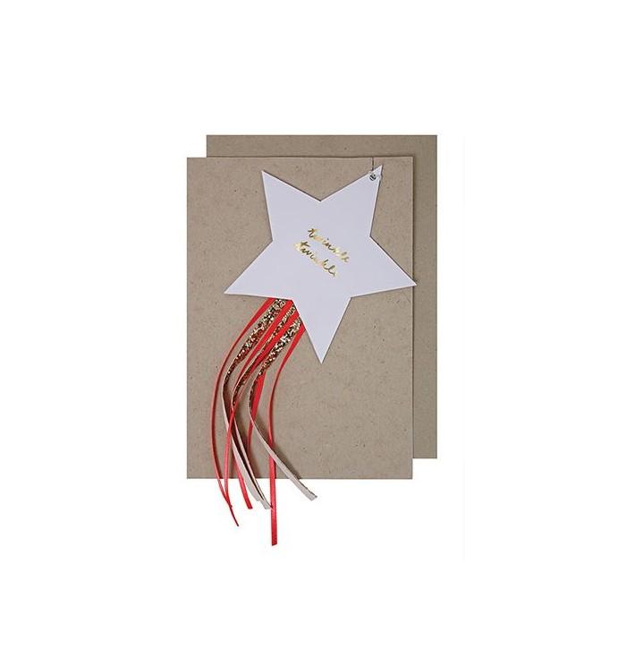 Meri Meri Greeting Card - Twinkle Twinkle