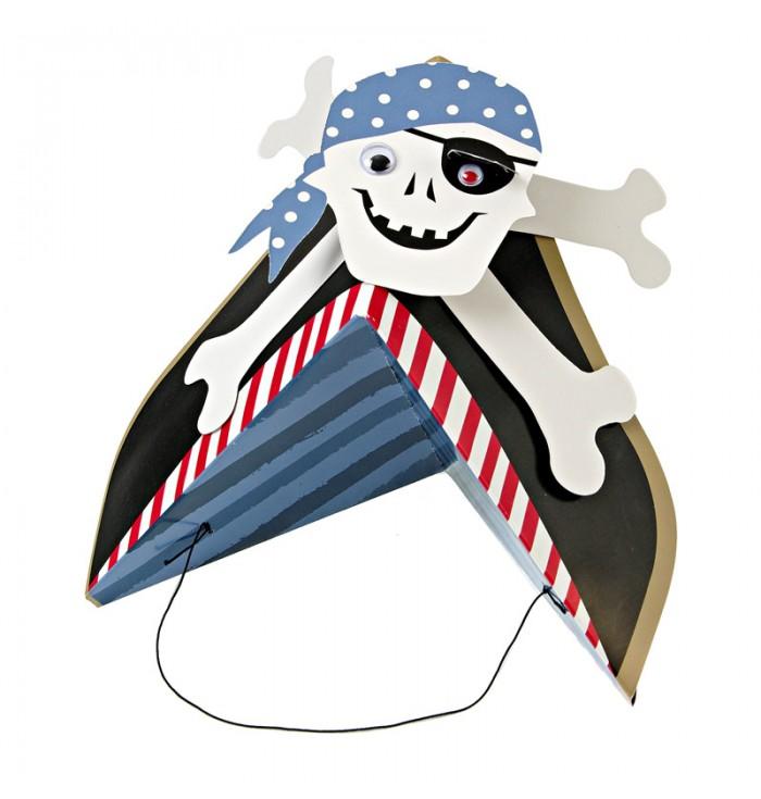 Cappello dei Pirati Meri Meri