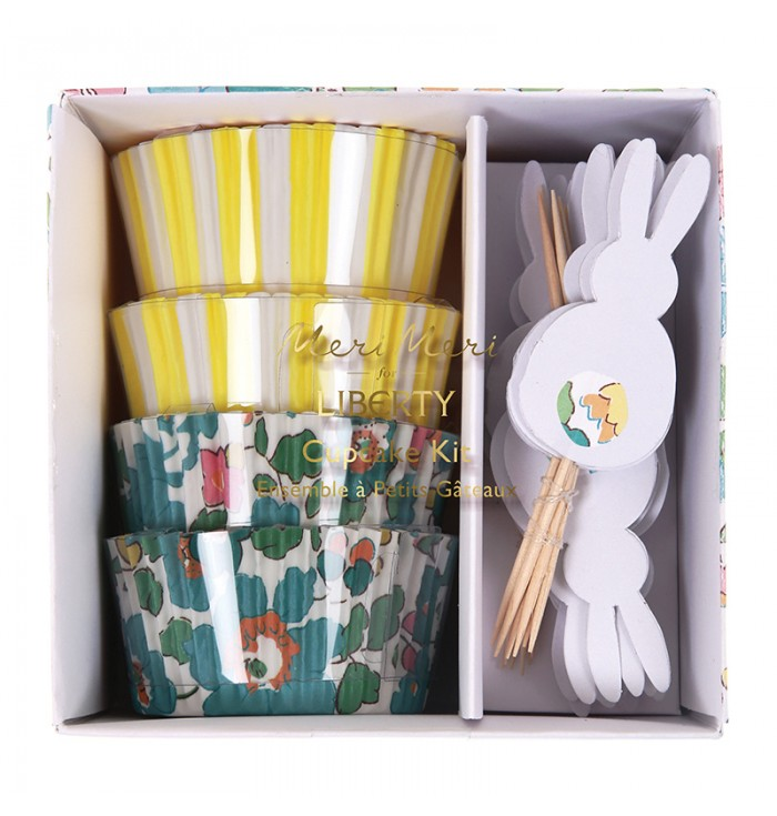 Set per Cupcakes Meri Meri - Pasqua