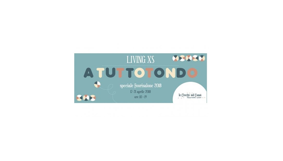 Design A tutto tondo - Living XS